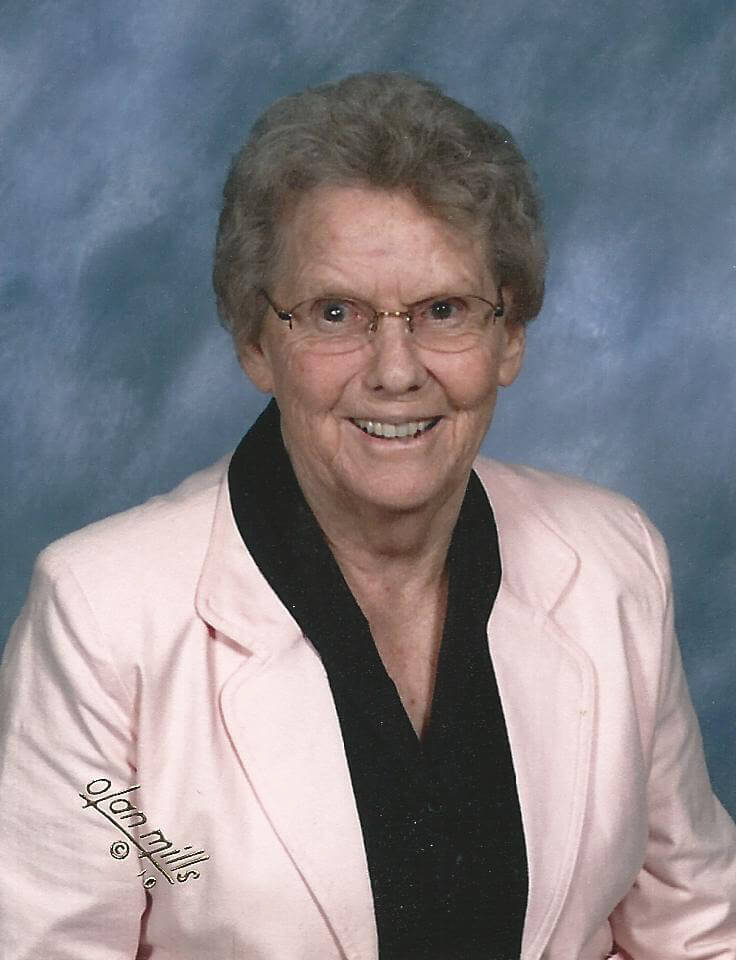 Evelyn May Horning | Newton Bracewell Funeral Homes, Chico California