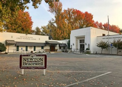 NEWTON-BRACEWELL CHICO FUNERAL HOME